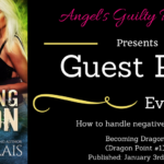 Guest Post: Eve Langlais (Becoming Dragon) ~ Giveaway/Excerpt