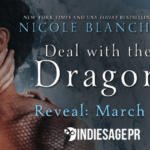 Cover Reveal: Deal with the Dragon (Immortals Ever After #1) by Nicole Blanchard ~ Giveaway