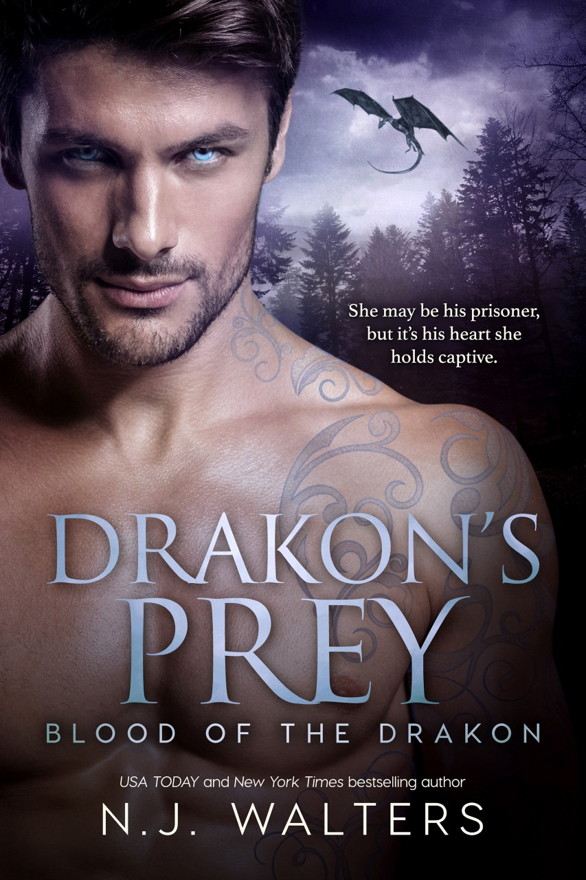 Drakon's Prey Book Cover