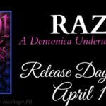 Release Day Launch: Razr (Demonica #11.9) by Larissa Ione ~ Excerpt