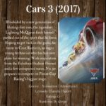 Movie Review: Cars 3 (2017)