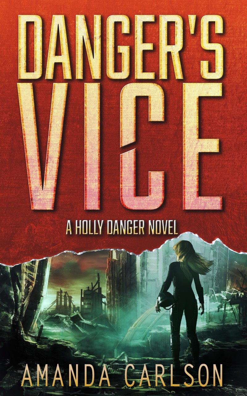 Danger's Vice Book Cover