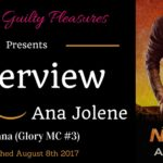 Interview: Ana Jolene (Nirvana) ~ Giveaway/Excerpt