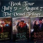 The Vessel Trilogy by Juliette Cross (Tour) ~ Giveaway/Excerpt(s)