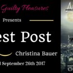 Guest Post: Christina Bauer (Thrax) ~ Giveaway