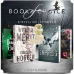 October Book of Choice Giveaway Hop ~ 1st – 15th