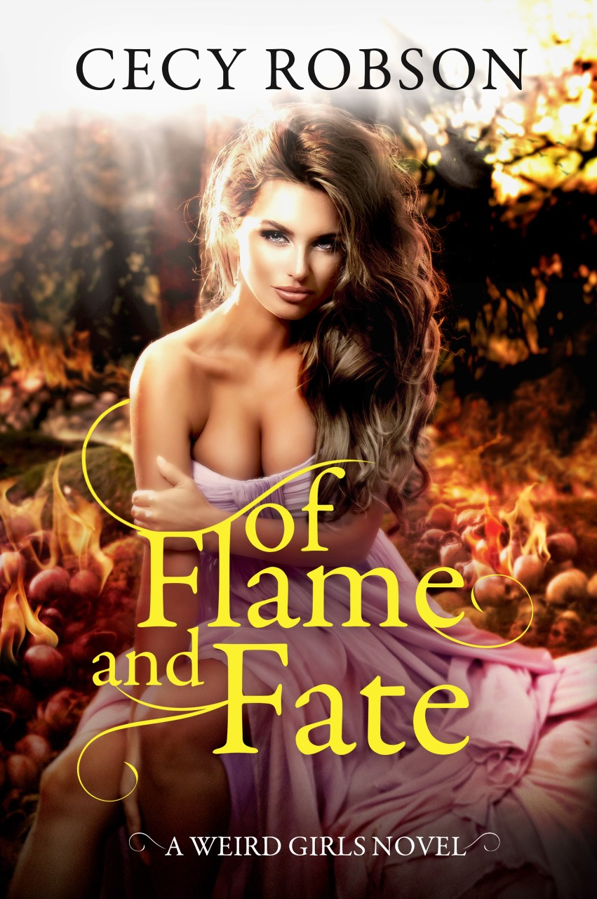Of Flame and Fate Book Cover