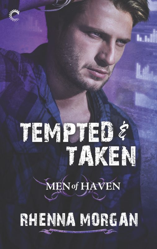 Tempted & Taken Book Cover