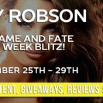 ARC Review: Of Flame and Fate (Weird Girls #8) by Cecy Robson ~ Giveaway