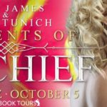 Elements of Mischief (Hijinks Harem #1) by C.M. Stunich & Tate James ~ Giveaway