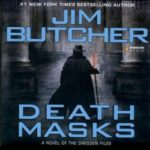 Audio Review: Death Masks (The Dresden Files #5) by Jim Butcher  (Narrator: James Marsters)