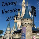 2017 Disney Family Vacation