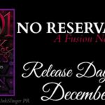 It's Release Day! No Reservations (Fusion #4.5)(1001 Dark Nights) by Kristen Proby ~ Excerpt