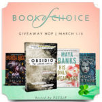 March Book of Choice Giveaway Hop ~ 1st – 15th