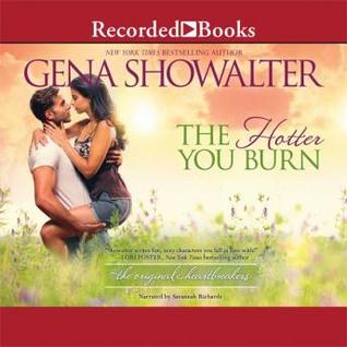 The Hotter You Burn Book Cover