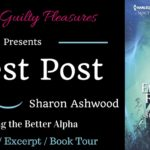Guest Post: Sharon Ashwood (Enchanter Redeemed) ~ Giveaway/Excerpt