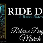 It's Release Day! Ride Dirty (Raven Riders #3.5)(1001 Dark Nights) by Laura Kaye ~ Excerpt