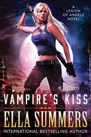 Vampire's Kiss Book Cover