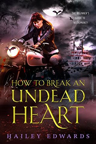 How to Break an Undead Heart Book Cover