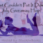 Just Couldn't Put It Down July Giveaway Hop ~ 1st – 14th