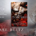 It's Release Day! Torched (Dark Kings) by Donna Grant