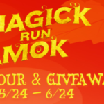 Magick Run Amok Series by Sharon Pape (Tour) ~ Giveaway