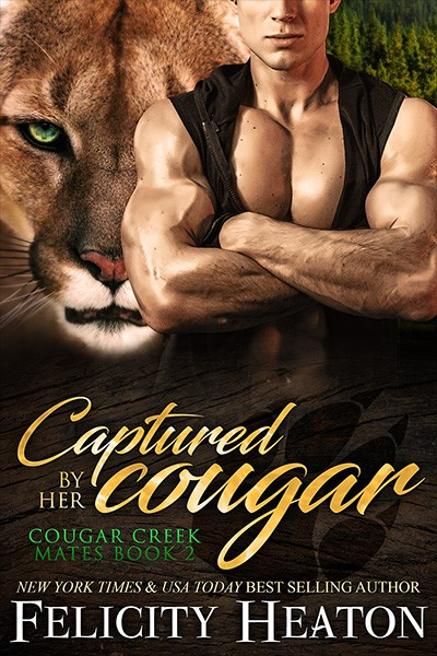 Captured by her Cougar Book Cover