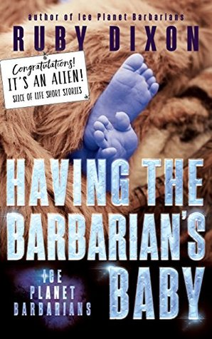 Having the Barbarian's Baby Book Cover